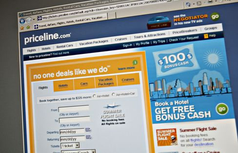 Priceline Sales Tops Estimates
