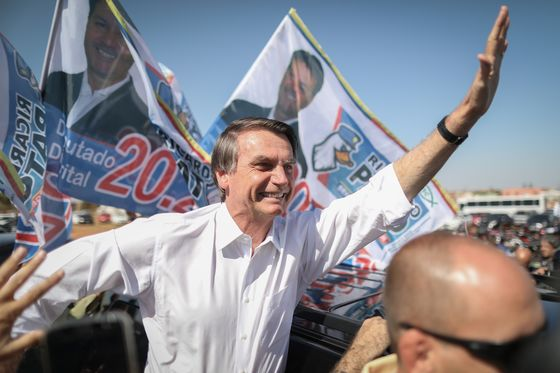 Brazil's Incoming President Enjoys Strong Support, Poll Shows