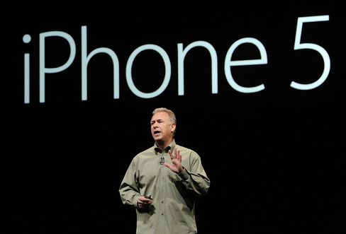 Apple Introduces Next IPhone to Widen Lead in Smartphone Market
