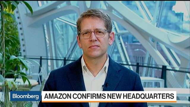 Citi Making Way for Amazon's New York HQ2 by Moving Workers