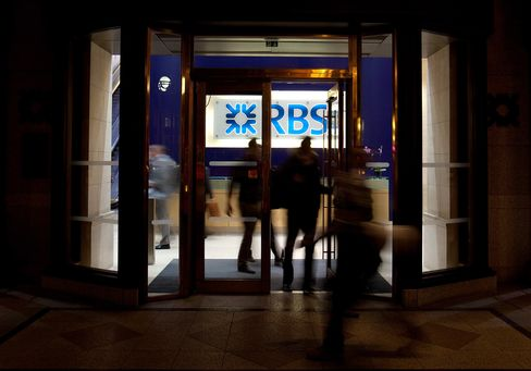 RBS Adds 300 to Job Losses at Investment Bank, Revises Target