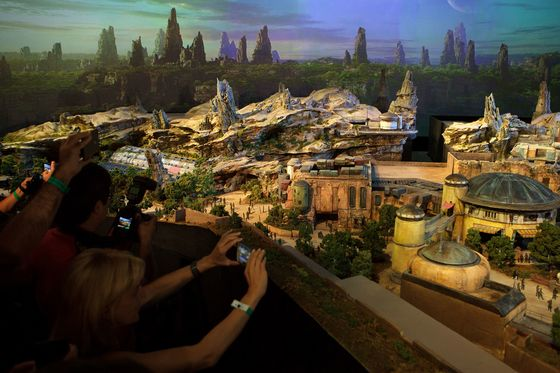 Disney's New Star Wars Park Isn't Just For Kids—It's For Rich (Older) Dudes Too