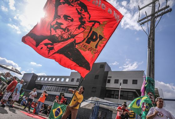 Will Brazil's Economy Survive Its Presidential Election?