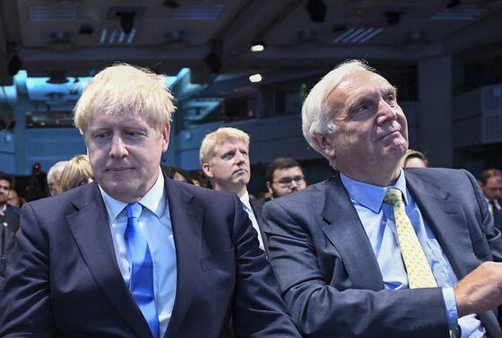 Johnson Installs 'Cool, Calm' Eddie Lister as Senior Adviser