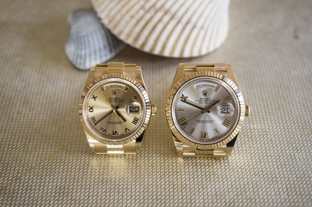 An Ode To The Gold Rolex Day Date Bloomberg