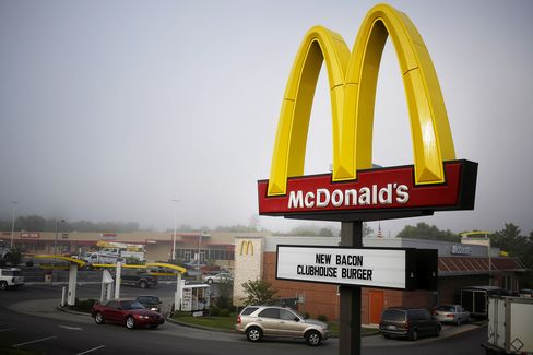 McDonald's Costly Burgers Send Diners to Fancier Rivals