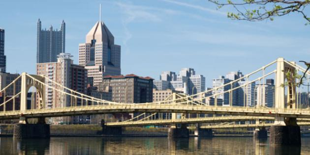 No. 18 Best-Performing Big Metro: Pittsburgh