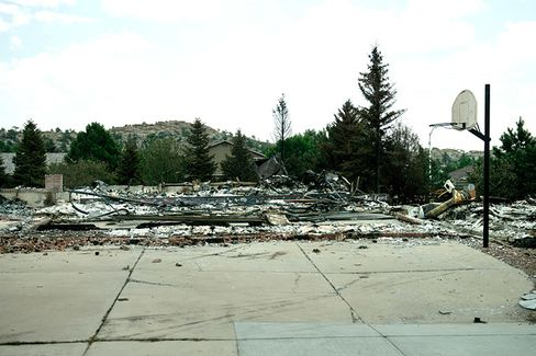 Colorado Wildfires Aren't Stopping Scorched-Earth Campaigns