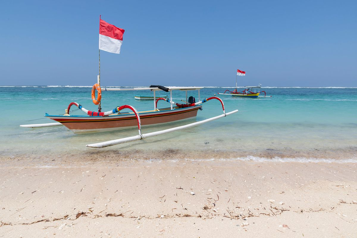 With Chinese Gone From Bali Beaches, Indonesian Tourism Gets Hit