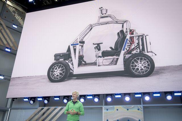 Waymo to Start First Driverless Car Service Next Month