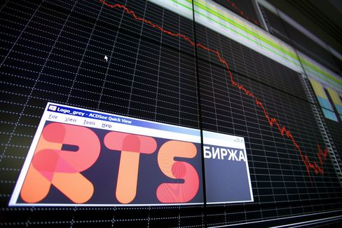 Funds That Pioneered Russia Quit Moscow as Investors Curb Risk