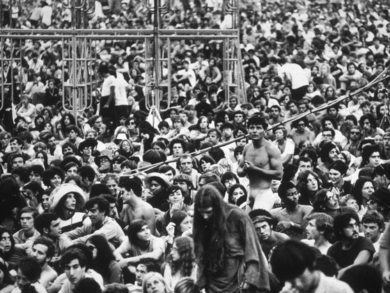 Woodstock Backers Hope to Export Brand to Other Countries