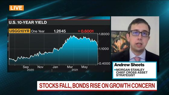 Stocks Drop From Records as Bond Rally Quickens: Markets Wrap