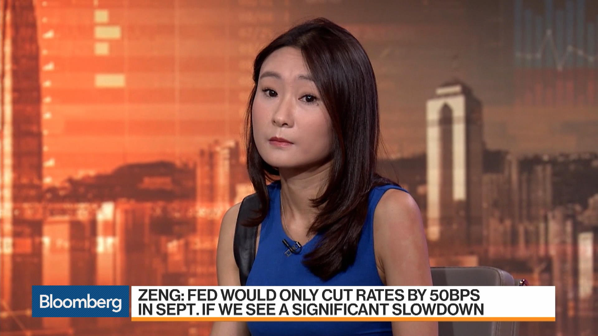 AllianceBernstein's Jenny Zeng of Asia Pacific Fixed Income on Fed Policy, Treasuries, Bond Market