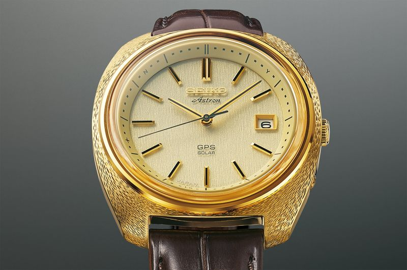 relates to Seiko's Game-Changing Watch Gets a 50th Anniversary Reissue