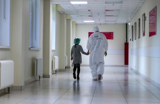 Virus-Stricken Children Threaten World's Ability to Reopen