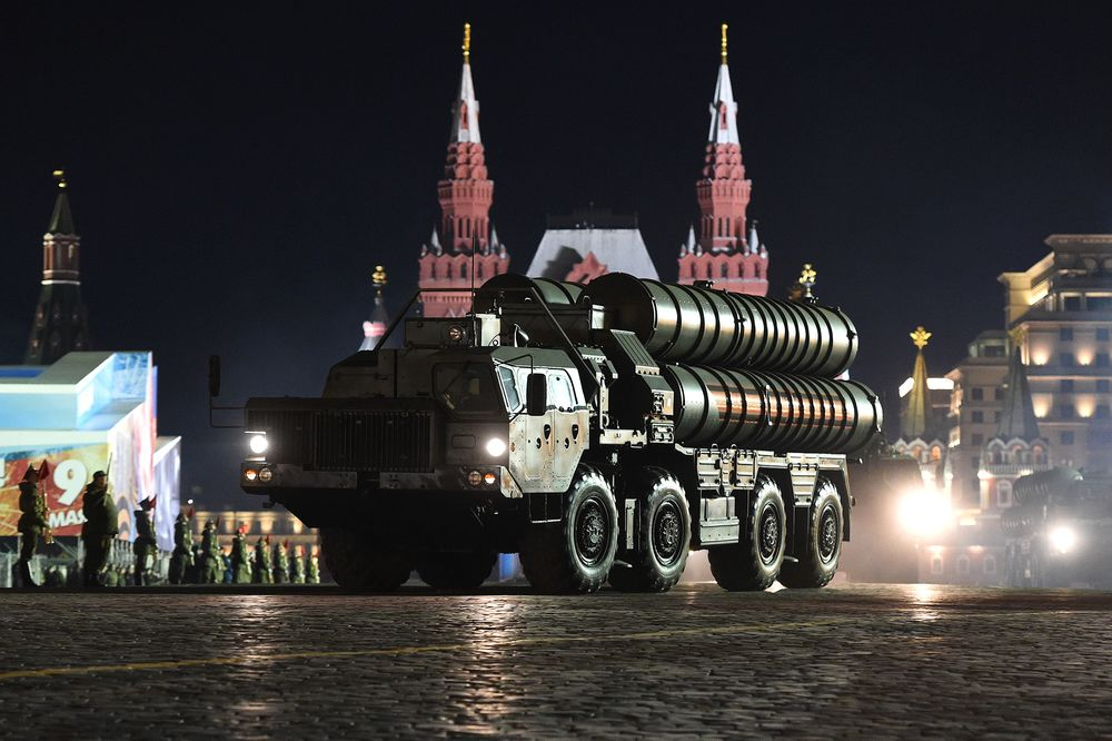 Distrust of U.S. Propels Turkey's Russian S-400 Missile Purchase