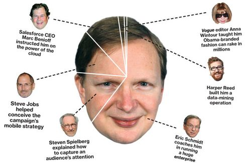 Obama's CEO: Jim Messina Has a President to Sell