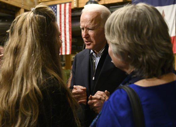 Impeachment Trial Brings Biden Awkward Heat, Lucky Timing