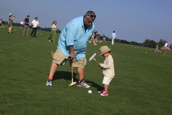 Hedge Funds Play Polo in Hamptons for Anti-Poverty Charity