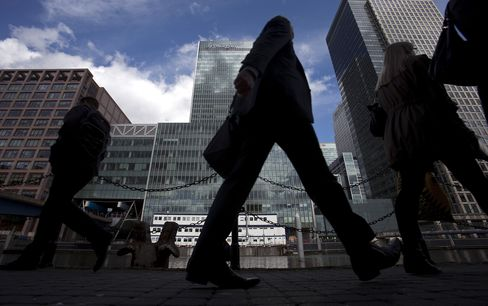 London City Job Vacancies Fell 39% Last Month, Recruiter Says