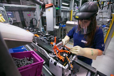 Euro-Zone Manufacturing