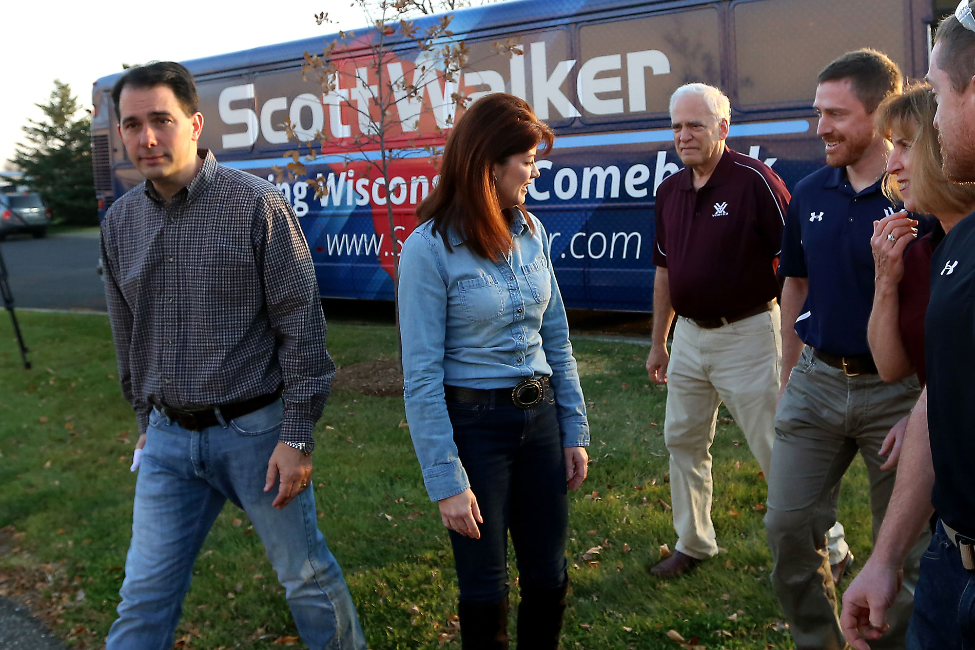 Wisconsin Governor Race