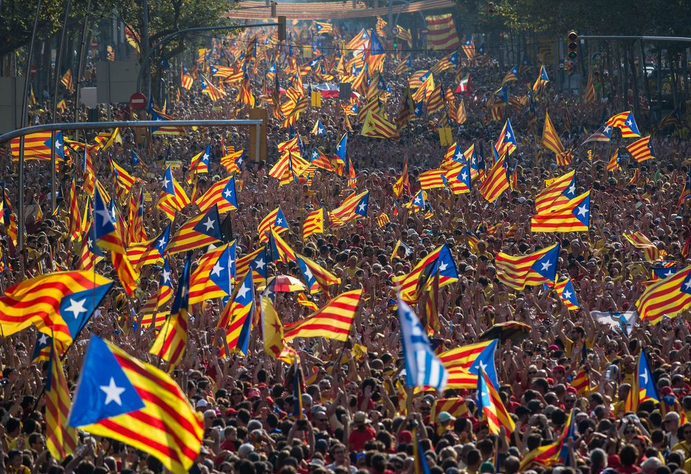 catalan separatists are on a path to failure bloomberg