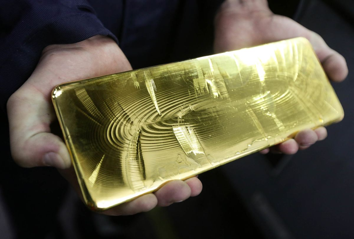 Goldman Sachs Sees Bullion Heading to $1,200 Within Months