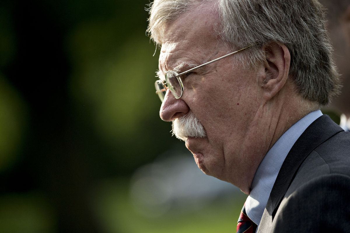 Bolton Slams Trump's North Korea Policy Urging Stronger Action