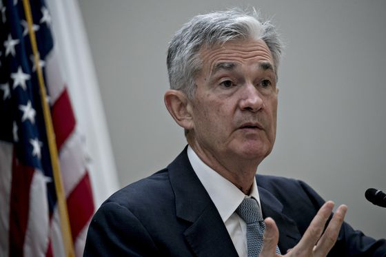 Powell's Strongest Protector From Trump May Be Wall Street