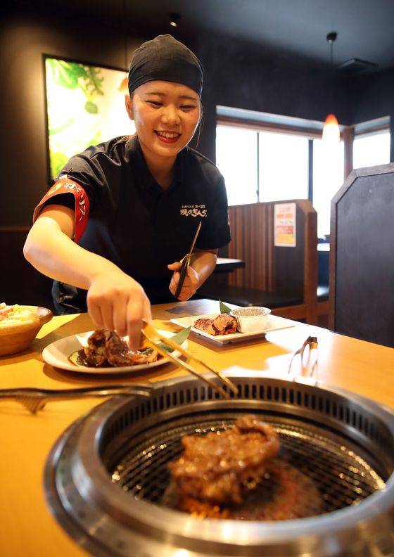 The Secret Behind the Meat Grilling Boom in Japan