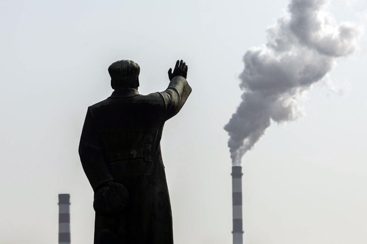 Next China: Rivals Even in Climate Change thumbnail