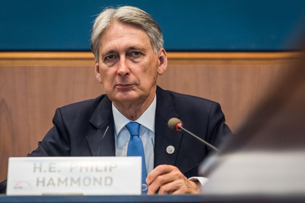 Quick Post-Brexit Trade Deal With U.S. Unrealistic, Hammond Says