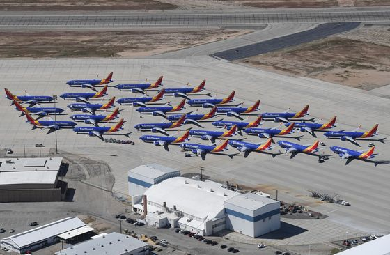 Southwest CEO Calls Latest Max Delay 'Very Disappointing'