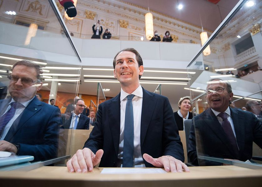 relates to The Fall of Sebastian Kurz Is a Blow to Europe's Center-Right