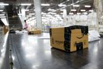 Tour of a Newly Launched Amazon Inc. Fulfillment Center