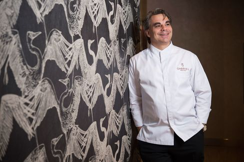 The chef, Gabriel Kreuther, comes from Alsace in northeastern France and ran the show at The Modern for almost a decade.
