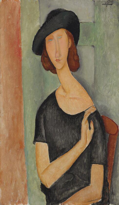 'Jeanne Hebuterne (au Chapeau)'