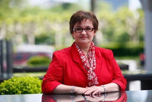 Bundesbank Vice President Sabine Lautenschlaeger