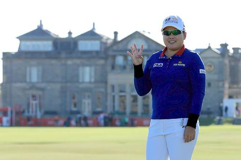 Forget Inbee Park. The PGA Wants Women to Watch the Men