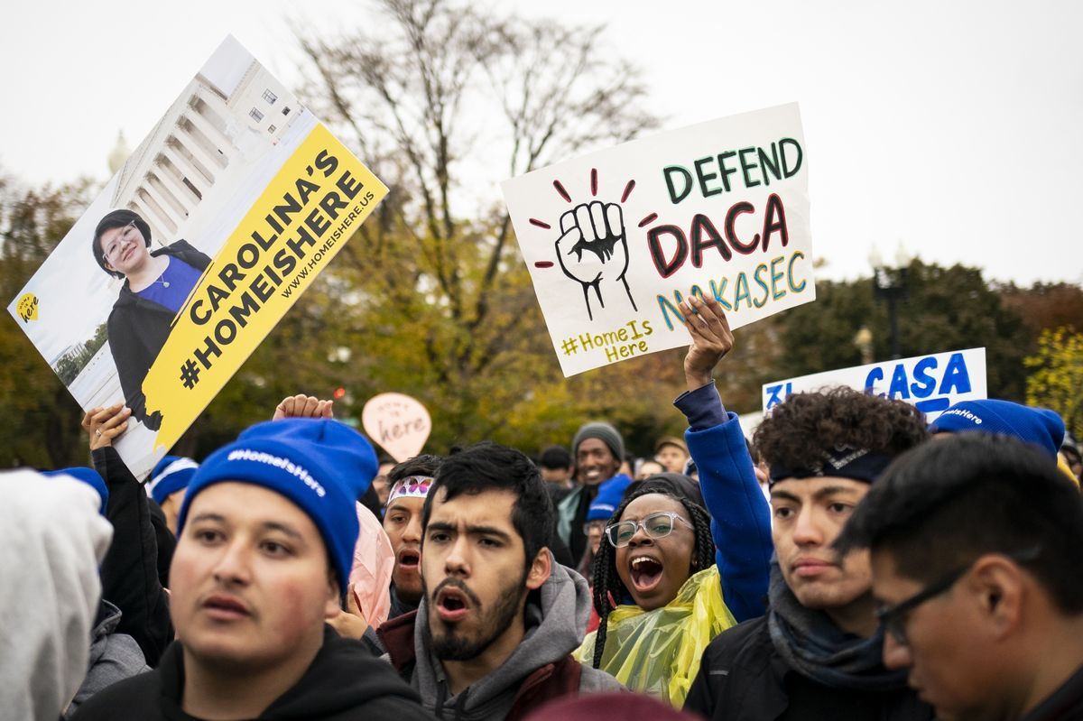 Biden Says U.S. to Appeal Dreamers Ruling and Congress Must Act