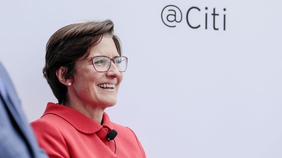 Citi Names Fraser as First Female CEO of Wall Street Bank