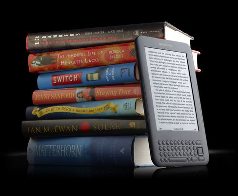 AT&T to Sell Amazpn's Kindle