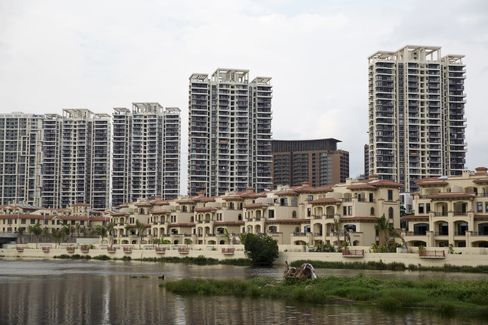 China's Deflating Property Market Seen Raising Local-Debt Risk