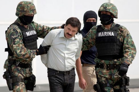 Mexico's New Drug War Challenge