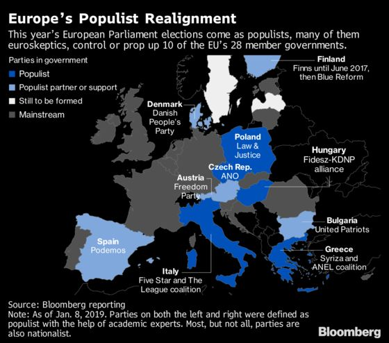 Brussels Edition: Another Coalition Unravels