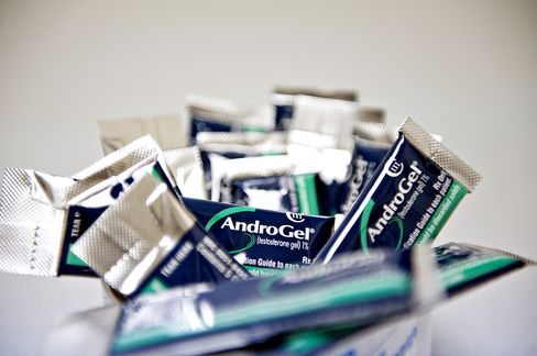 Abbott Laboratories' AndroGel testosterone gel