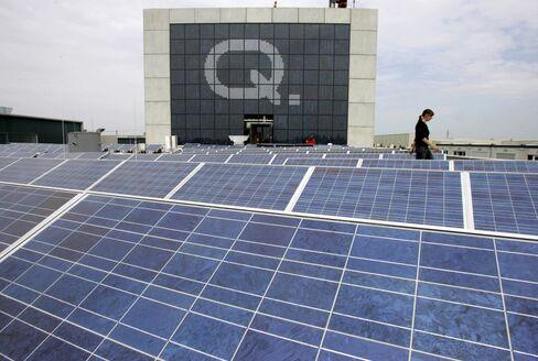 Q-CELLS SE renewable energy