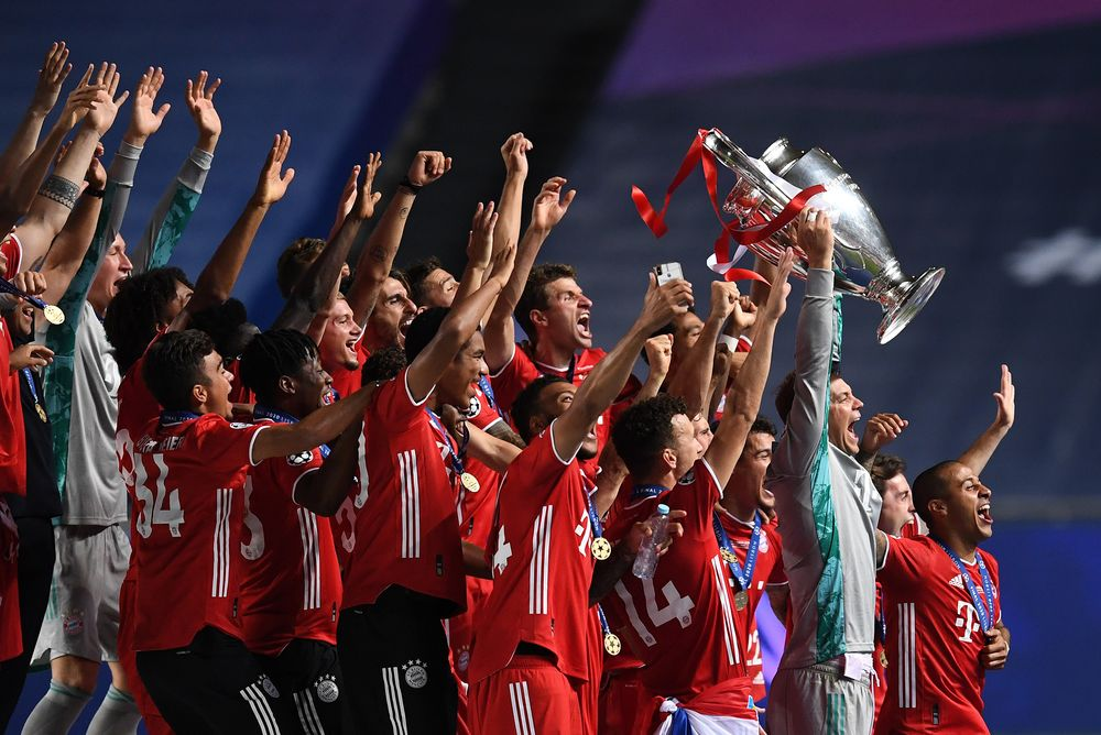 Longest Season Ends With Bayern Beating Psg For 6th Euro Cup Bloomberg